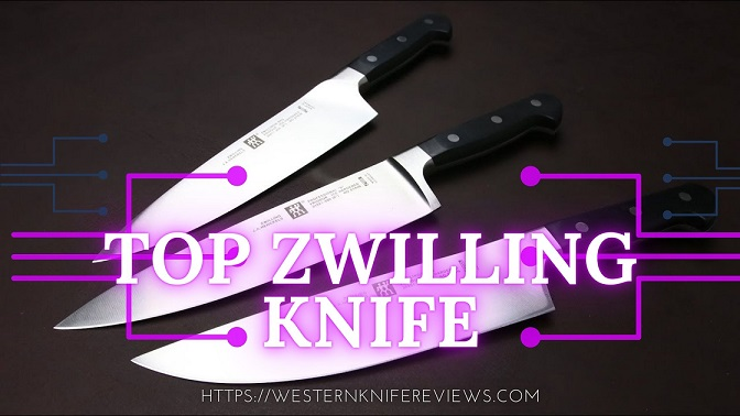 Top Zwilling knife