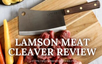 Lamson Meat Cleaver Review [American Made Cleaver Knife]