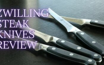 Top Zwilling Steak Knives Review [Steak Knives for Elegance]