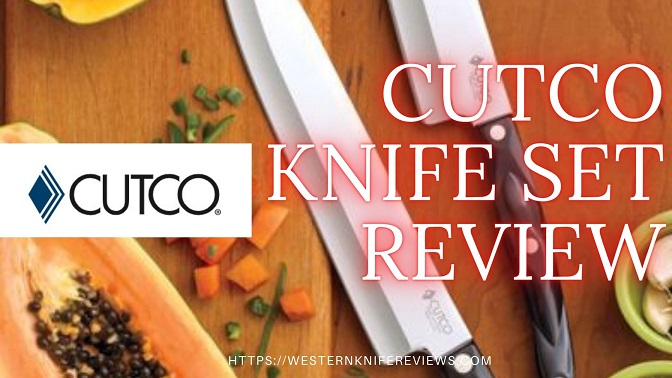 cutco Knife set Review in detail