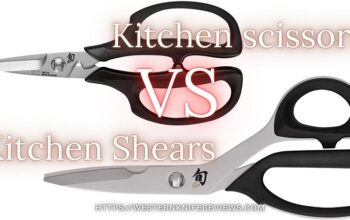 Kitchen Shears Vs Scissors Detail Explanations [Worth to Know]