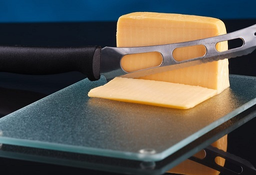 Unacceptable Material for Cutting Board