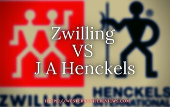 7 Main Difference😵 Between Zwilling and J A Henckels Knives!