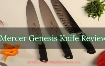 Mercer Genesis Chef Knife Review | Perfect😍 Starter Knife