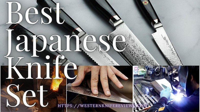 best japanese knife set in the market