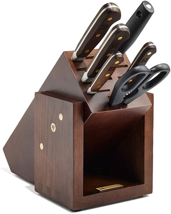 wusthof crafter knife set review