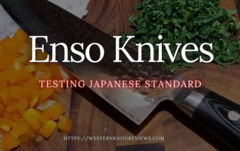 Top 3 Enso Knives Review| 🔔Verifying Japanese Knife Quality