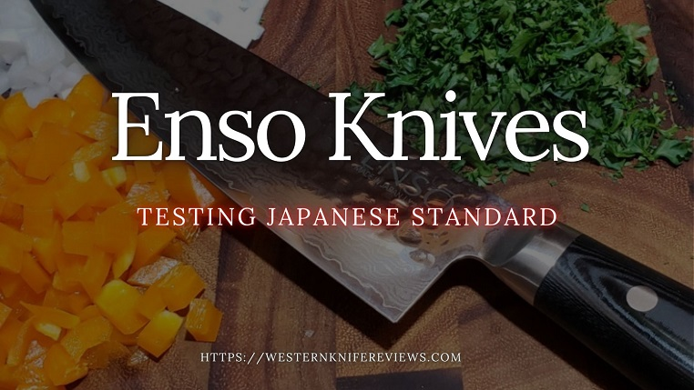 Enso Japanese knife review