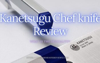 Kanetsugu Knife Review | What Makes this Knife Special?