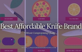 Best Affordable Knife Brands 2021 | ✔Quality Not Compromised