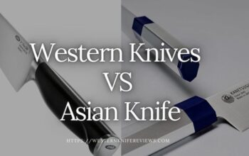 Western Chef Knife Vs Asian Chef Knife | Differences Explained