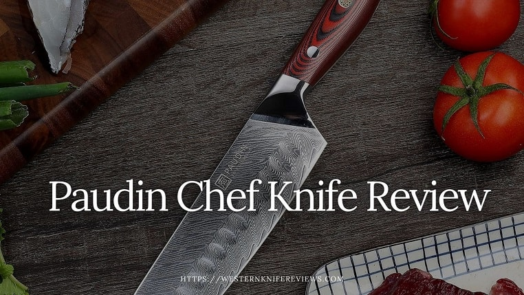 Paudin Chef Knife Review